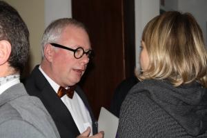 Prof. Dr. Jan Teunen im Gespräch