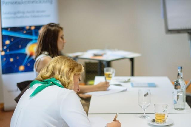 Zentrum für Leistungsmanagement, Seminar, Workshop, Teilnehmer, Notizen